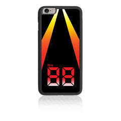 iPhone HD Custom Case - 88 MPH