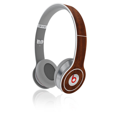 Beats Solo / HD Skins (1st Gen) - Wood Grain - iCarbons - 1