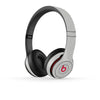 Beats Solo Skins (2nd & 3rd Gen) - Brushed Metal - iCarbons - 2