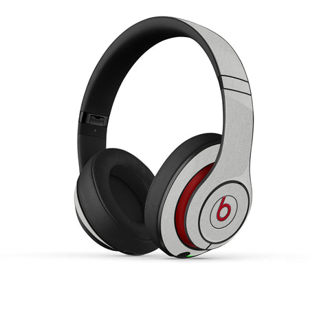 Beats Studio 2.0 Skins - Brushed Metal - iCarbons - 1