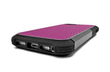 iPhone 5 / 5S HD Skin Case - Carbon Fiber - iCarbons - 12
