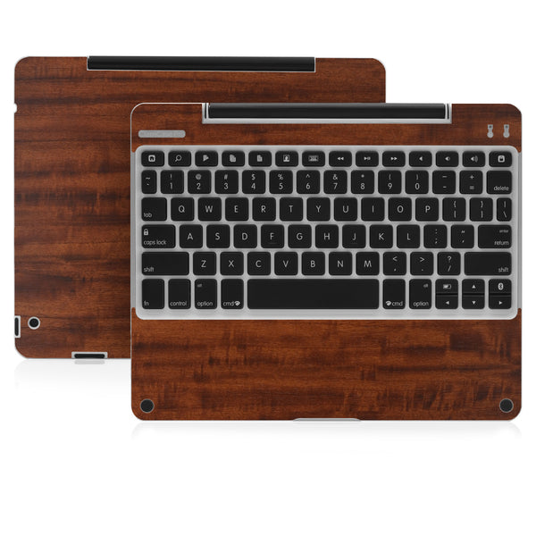 Clamcase Pro - Dark Wood - iCarbons - 1
