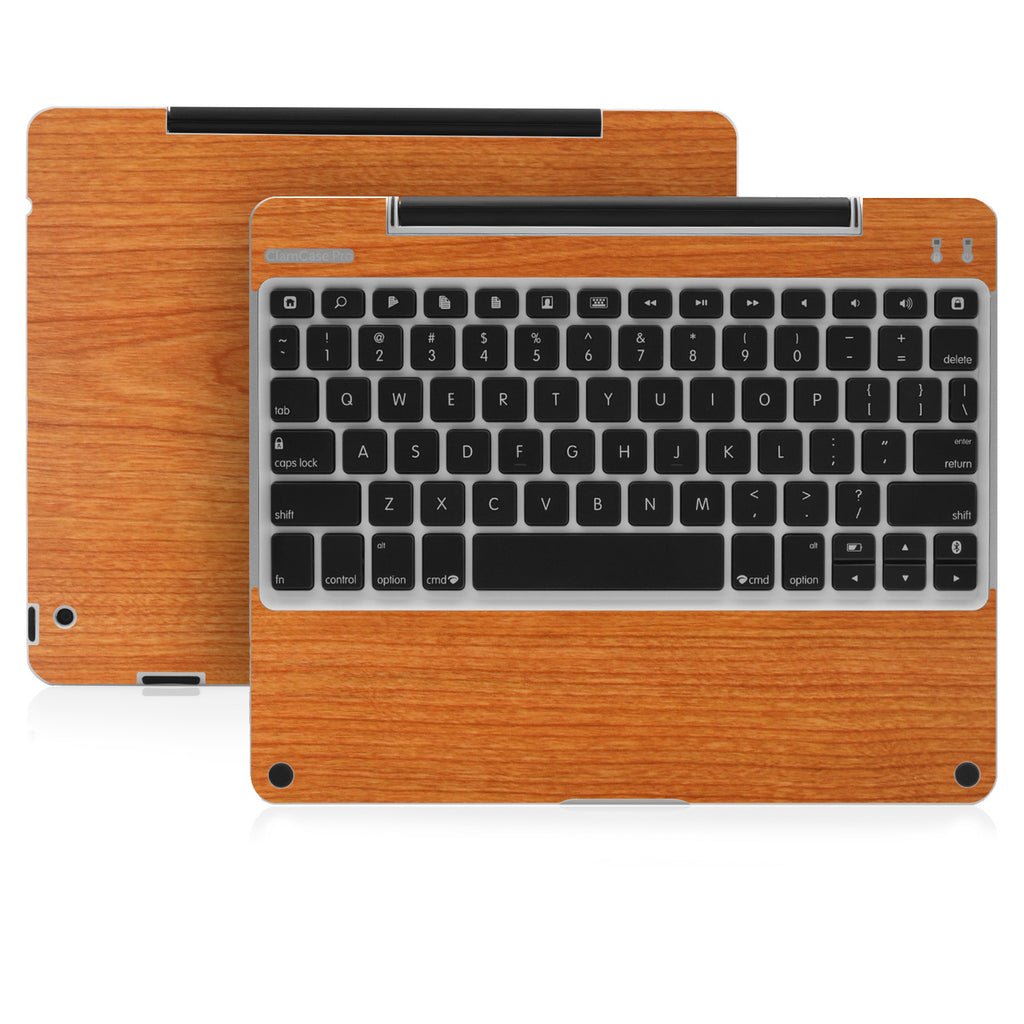 Clamcase Pro - Light Wood - iCarbons - 1