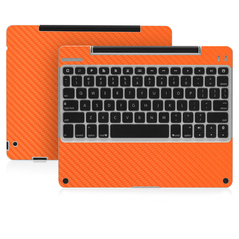 Clamcase Pro - Orange Carbon Fiber - iCarbons - 1