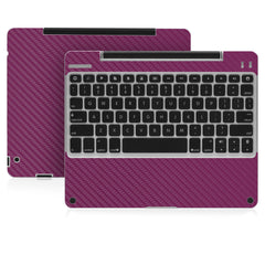 Clamcase Pro - Purple Carbon Fiber