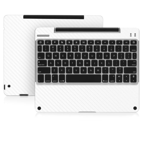 Clamcase Pro - White Carbon Fiber - iCarbons - 1