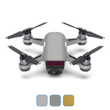 DJI Spark Skins - Brushed Metal