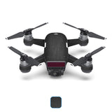 DJI Spark Skins - Black Leather