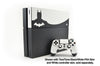 Playstation 4 Add-on Decal - Dark Knight Champion - iCarbons - 2