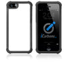 HD iPhone 5 / 5S Case Black - iCarbons - 10