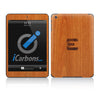 Official Evad3rs iPad Skin - Light Wood - iCarbons - 2