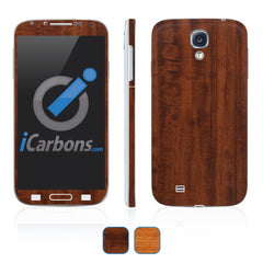 Samsung Galaxy S4 Skins - Wood Grain