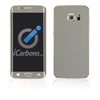 Samsung Galaxy S6 Edge Plus Skins - Brushed Metal - iCarbons - 4