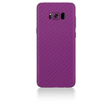 Samsung Galaxy S8 Plus Skins - Carbon Fiber