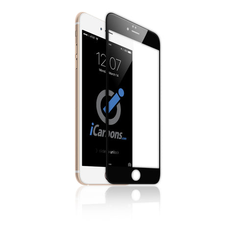 iPhone 6s Plus Glass Screen Protector - iCarbons - 1