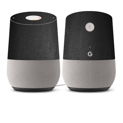 Google Home Skins - Leather