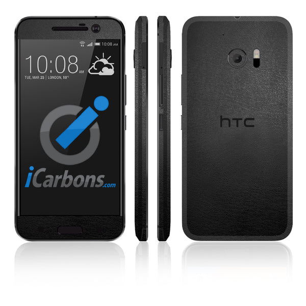 HTC 10 Skins - Leather - iCarbons - 2