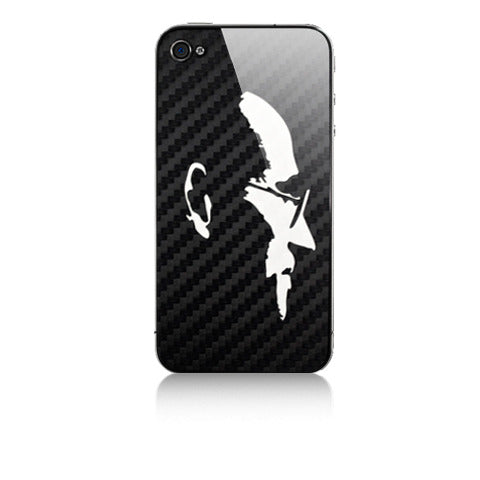 iPhone 4/4S Steve Jobs Tribute - iCarbons - 1