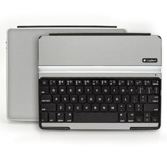 Logitech Ultrathin Keyboard Cover (iPad 2, 3rd&4th Gen.) - Brushed Aluminum