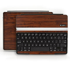 Logitech Ultrathin Keyboard Cover (iPad 2, 3rd&4th Gen.) - Dark Wood