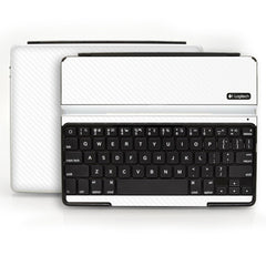 Logitech Ultrathin Keyboard Cover (iPad 2, 3rd&4th Gen.) - White Carbon Fiber