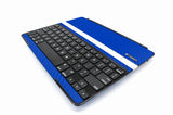 Logitech Ultrathin Keyboard Cover (iPad 2, 3rd&4th Gen.) - Blue Carbon Fiber - iCarbons - 2