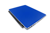 Logitech Ultrathin Keyboard Cover (iPad 2, 3rd&4th Gen.) - Blue Carbon Fiber - iCarbons - 3