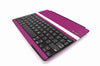 Logitech Ultrathin Keyboard Cover (iPad 2, 3rd&4th Gen.) - Purple Carbon Fiber - iCarbons - 2