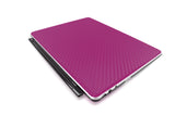 Logitech Ultrathin Keyboard Cover (iPad 2, 3rd&4th Gen.) - Purple Carbon Fiber - iCarbons - 3