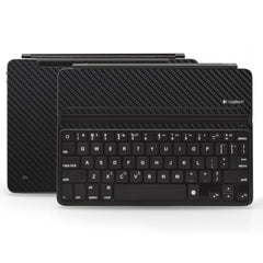 Logitech Ultrathin AIR Keyboard Cover - Black Carbon Fiber