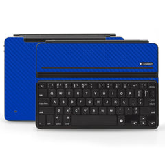 Logitech Ultrathin AIR Keyboard Cover - Blue Carbon Fiber