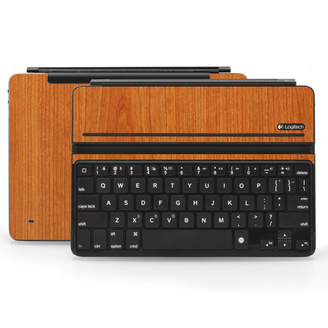 Logitech Ultrathin AIR Keyboard Cover - Light Wood - iCarbons