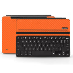 Logitech Ultrathin AIR Keyboard Cover - Orange Carbon Fiber