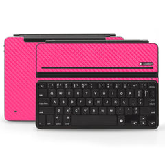Logitech Ultrathin AIR Keyboard Cover - Pink Carbon Fiber
