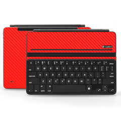 Logitech Ultrathin AIR Keyboard Cover - Red Carbon Fiber
