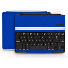 Logitech Ultrathin Keyboard Cover (iPad 2, 3rd&4th Gen.) - Blue Carbon Fiber