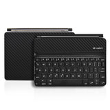 Logitech Ultrathin Keyboard Cover Mini Skin - Black Carbon Fiber - iCarbons - 2