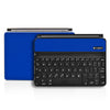 Logitech Ultrathin Keyboard Cover Mini Skin - Blue Carbon Fiber - iCarbons - 2