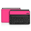 Logitech Ultrathin Keyboard Cover Mini Skin - Pink Carbon Fiber - iCarbons - 2