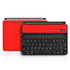 Logitech Ultrathin Keyboard Cover Mini Skin - Red Carbon Fiber - iCarbons - 2
