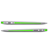 "MacBook Air 13"" Skin (2010 - Current) - Sides Only - iCarbons - 7"