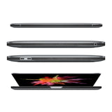 "MacBook Pro 13"" Skin (Late 2016-Current, with Touchbar) - Sides Only - iCarbons - 2"