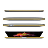 "MacBook Pro 13"" Skin (Late 2016-Current, with Touchbar) - Sides Only - iCarbons - 13"
