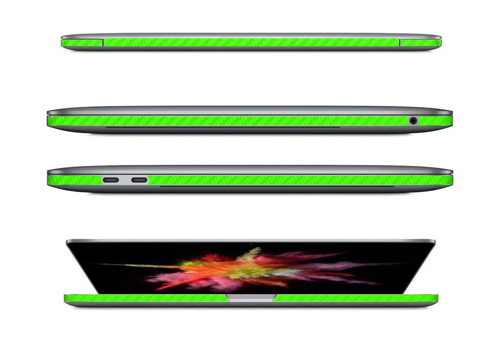 "MacBook Pro 13"" Skin (Late 2016-Current, NO Touchbar) - Sides Only - iCarbons - 1"