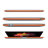 "MacBook Pro 13"" Skin (Late 2016-Current, with Touchbar) - Sides Only - iCarbons - 8"