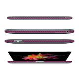 "MacBook Pro 13"" Skin (Late 2016-Current, with Touchbar) - Sides Only - iCarbons - 7"