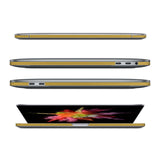 "MacBook Pro 15"" Skin (Late 2016-Current, with Touchbar) - Sides Only - iCarbons - 13"