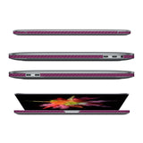 "MacBook Pro 15"" Skin (Late 2016-Current, with Touchbar) - Sides Only - iCarbons - 7"