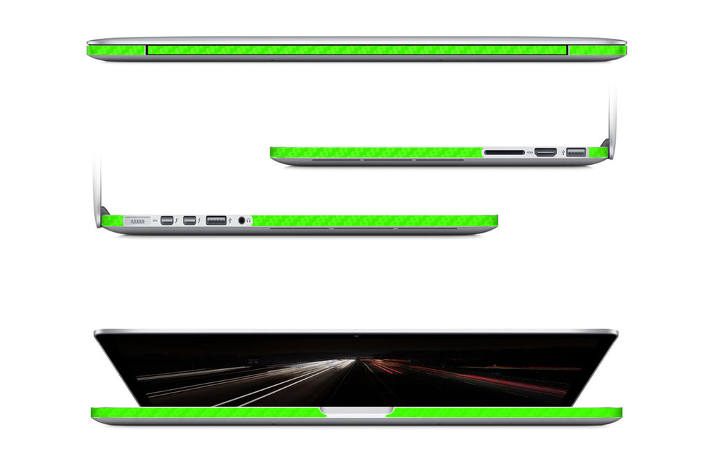 "MacBook Pro 15"" Retina Skin (Mid 2012 - Mid 2016) - Sides Only - iCarbons - 1"