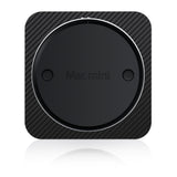 Mac Mini Skins - Carbon Fiber - iCarbons - 3